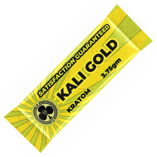PICTURE OF CLUB13 KALI GOLD POWDER SAMPLE KRATOM