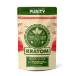 Three Leaf Maeng Da Red Kratom Powder