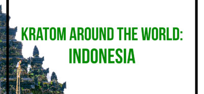 Kratom Around The World: Indonesia