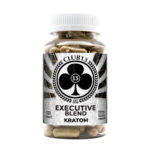 A bottle of Club13 Executive Blend Capsules
